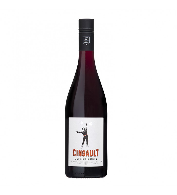 Cinsault by Olivier Coste
