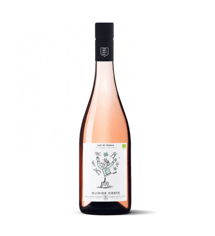 Bouteille Rosé Bio, New Star