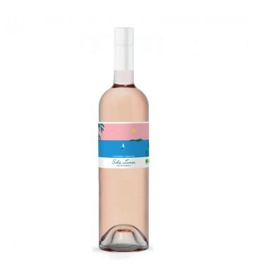 Solis lumen Rosé bio, 1 carton 6 étiquettes